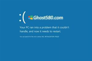 """Windows 10:若何将您的计算机从""""蓝屏逝世机""""中拯救出来"""