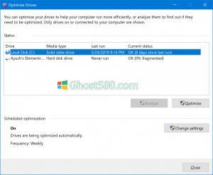 Windows 10:若何断定硬盘是SSD照样HDD