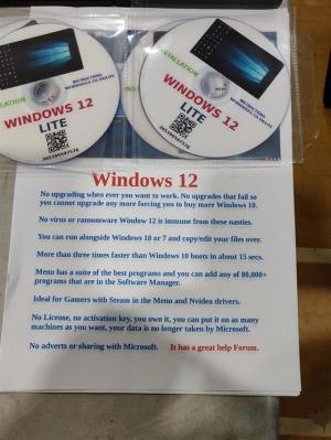 Windows 12突然出现!号称完美消灭Windows 10槽点